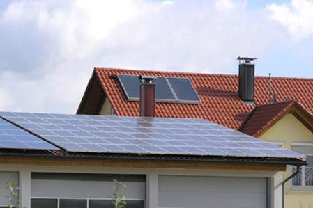 Panele słoneczne - montaż w Raciborzu