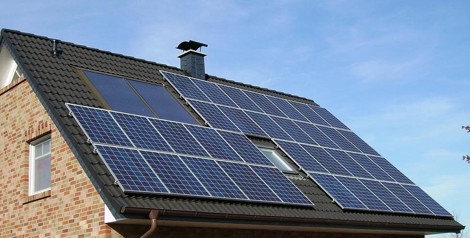 Panele słoneczne, fotowoltanika w Bielsku