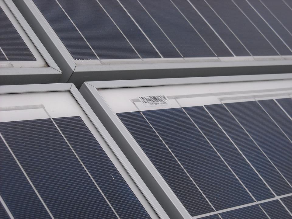 Fotowoltaiczne panele - energia ze słońca